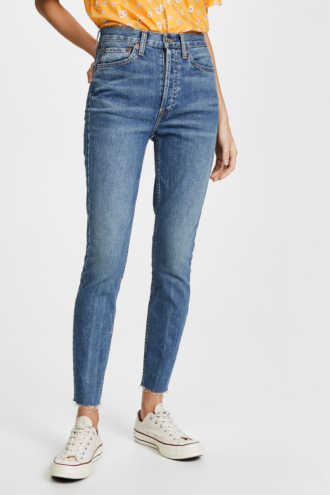 110376e6a43 30 Best Jeans for Women of All Sizes and Styles 2019