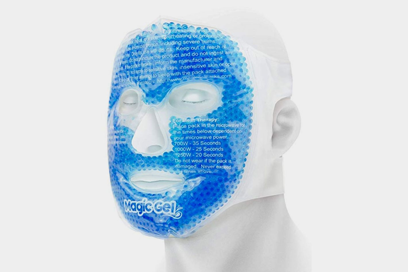 Face and Cooling Mask
