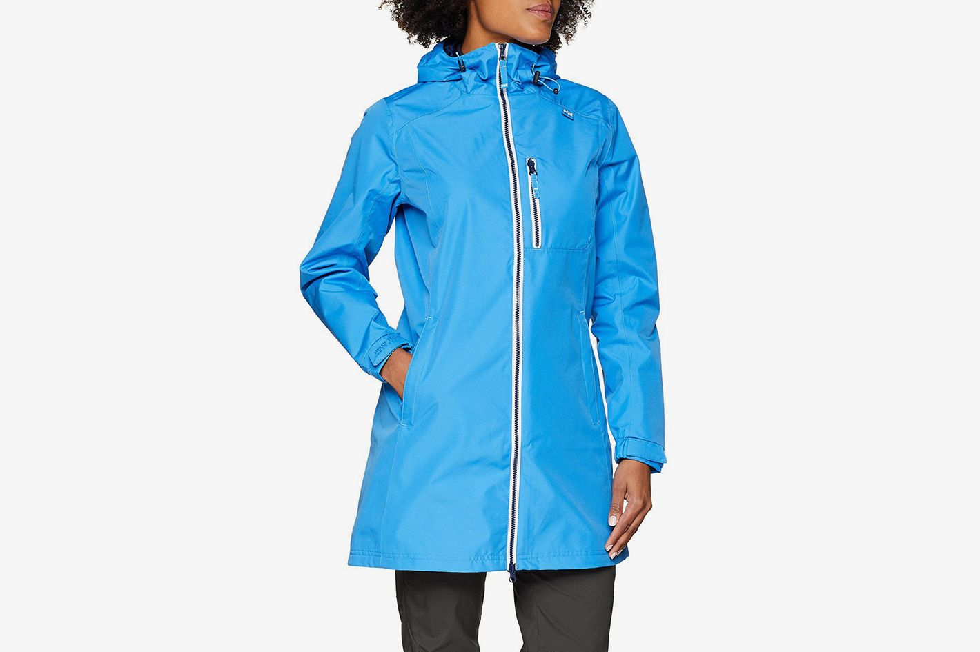 Helly Hansen Long Belfast Waterproof Breathable Raincoat