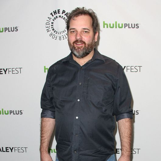 Creator/executive producer Dan Harmon