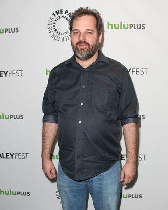 Creator/executive producer Dan Harmon