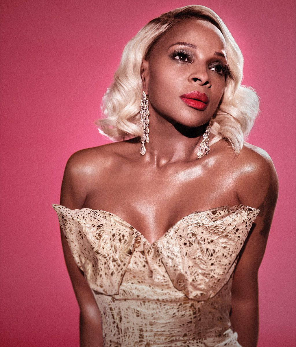 Mary J. Blige on \'Mudbound\' and Her Oscar Nominations