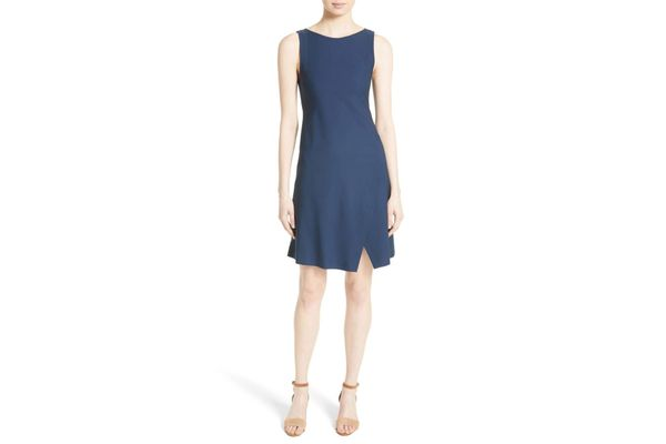 Theory Risbana New Stretch Wool Dress