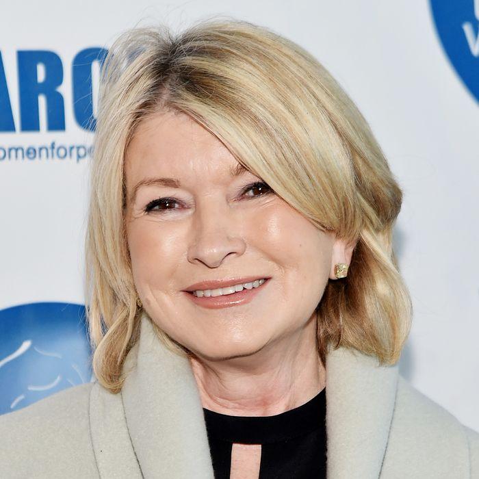 Martha Stewart: Martha Stewart Is Launching A Clothing And Skin-Care Line