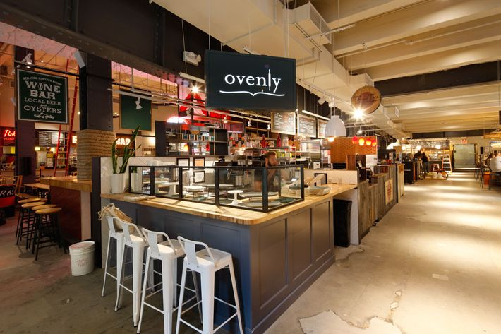 Ovenly will sell its beloved cookies and baked goods.