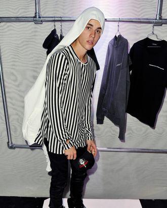 The man, the myth, the legend Justin Bieber.