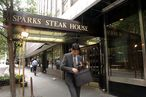 Sparks Steak House Settles 'Male-on-Male' Sexual Harassment Suit