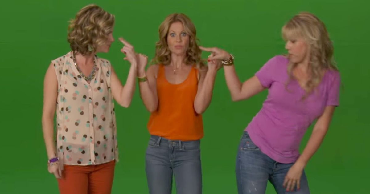 Fuller House Cast Do The Nae Nae For Some Reason Vulture