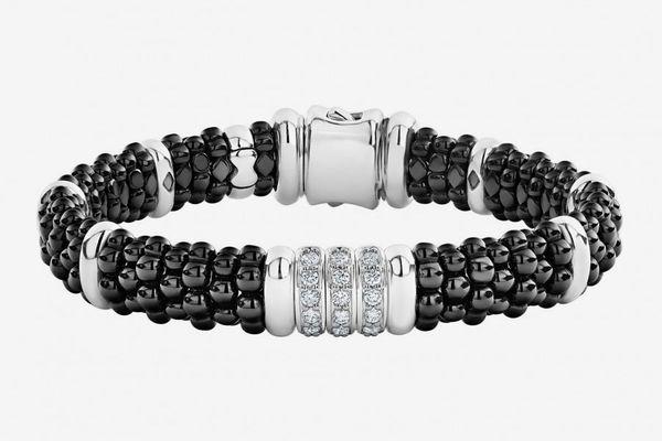 Black Caviar Diamond Caviar Bracelet