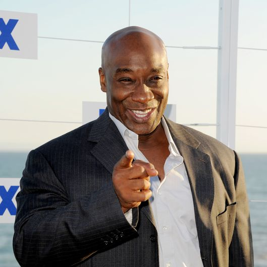 PACIFIC PALISADES, CA - AUGUST 05:  Actor Michael Clark Duncan arrives at the FOX All-Star party at Gladstones on August 5, 2011 in Pacific Palisades, California.  (Photo by Kevin Winter/Getty Images)
