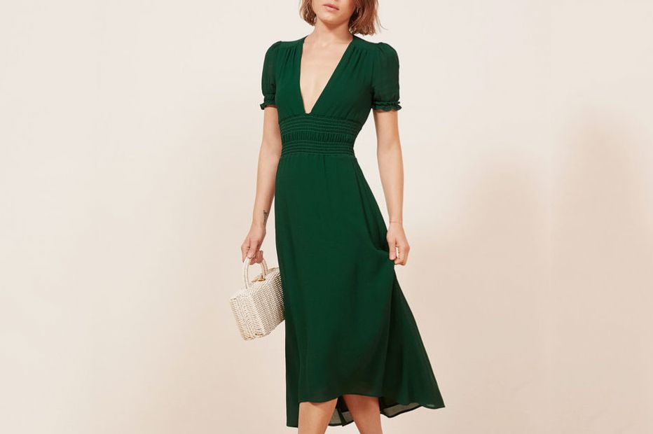 Reformation Dane Dress.