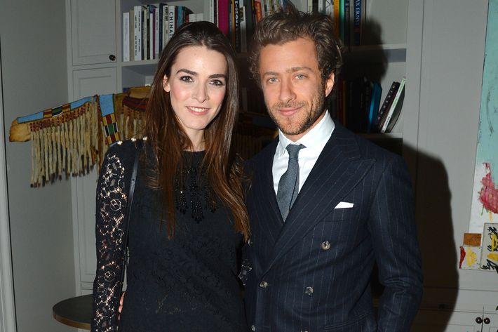 Congrats to Bee & Francesco! Two Vogue families are becoming one
