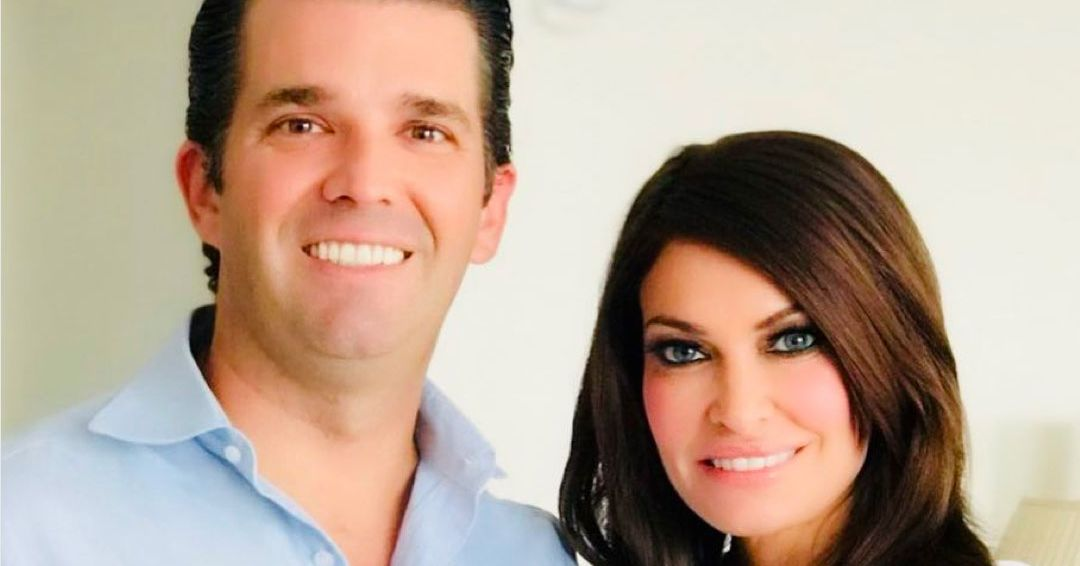 bd207f6351a Kimberly Guilfoyle Posted a Pic of Her and Donald Trump Jr.