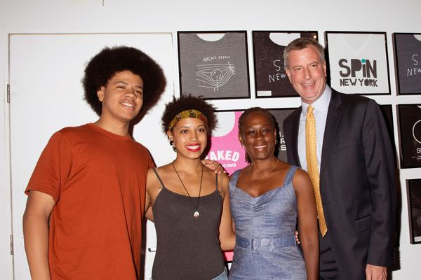 Dante de Blasio Has the Best Hair in Politics