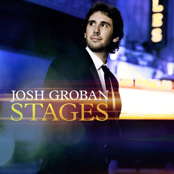 Josh Groban 'Stages' CD