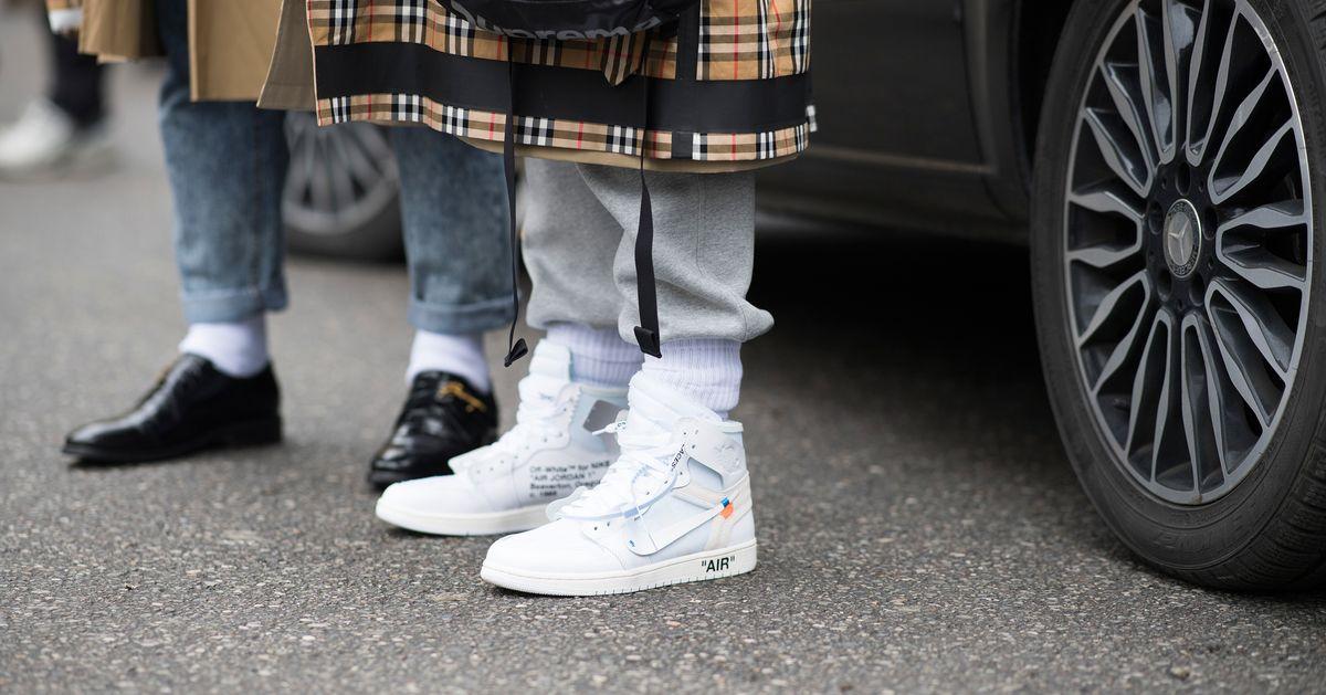 Nike's Air Force 1 Sneakers