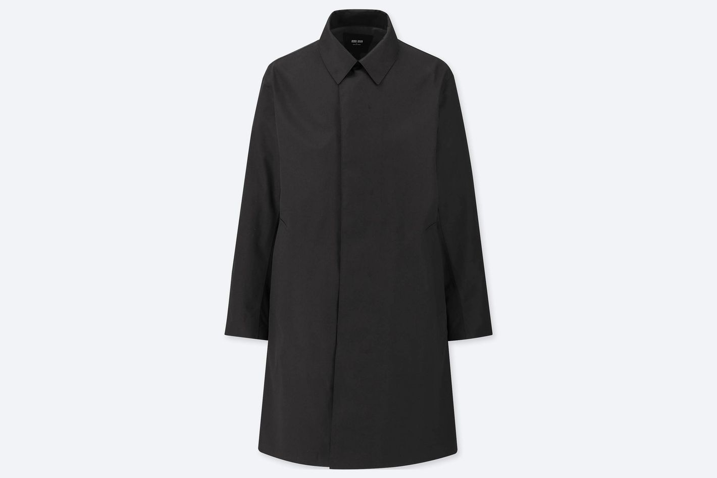 Uniqlo Blocktech Convertible Collar Coat