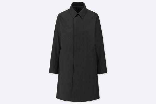 Uniqlo Blocktech Convertible Collar Coat