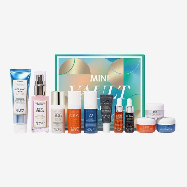 Sunday Riley Mini Vault Skincare Collection