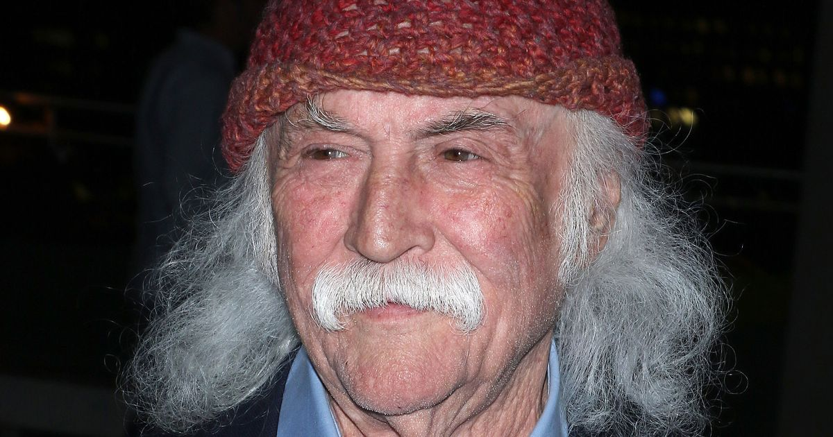 Why, Yes, David Crosby's Threesomes Would Include Men