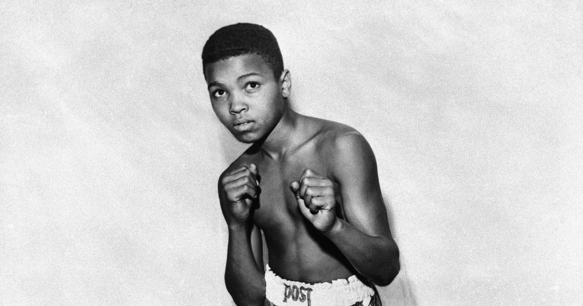 greatest muhammad ali book essay Rhetorical précis 2: walter dean myers in the book, the greatest muhammad ali, claims that muhammad ali was the greatest to ever live in the boxing association.