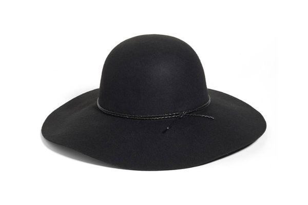 Halogen Wool Floppy Hat