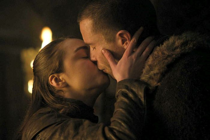 Game of Thrones: Why I Loved Arya and Gendry's Sex Scene