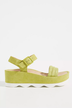 Farylrobin Suede Sport Sandals