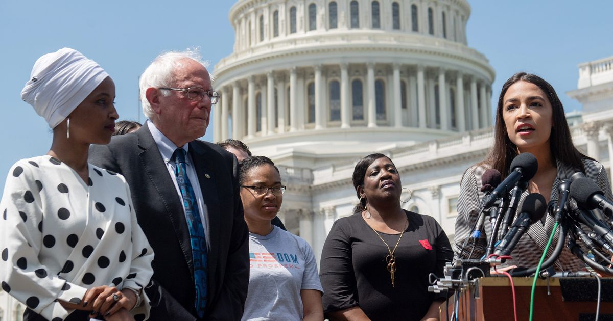 Bernie Sanders Hasn't Killed Identity Politics