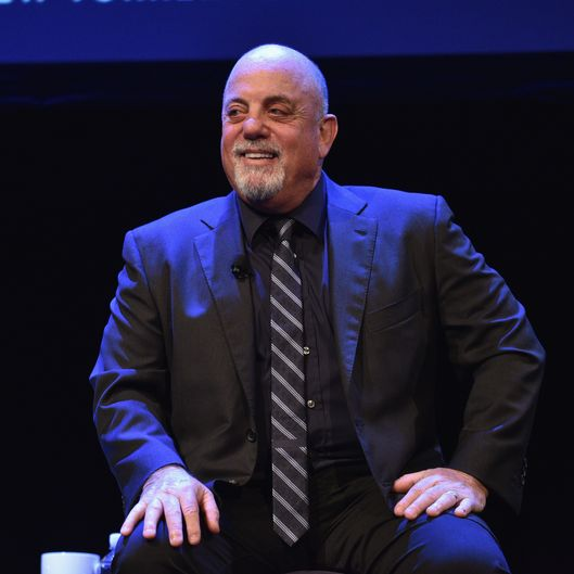 The New Yorker Festival 2015 - Billy Joel Talks With Nick Paumgarten