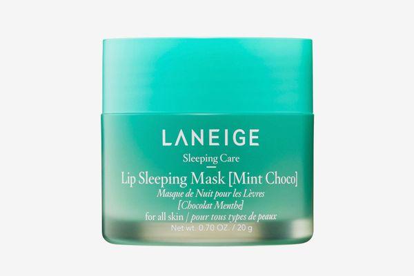Laneige Lip Sleeping Mask Limited Edition, Mint Choco