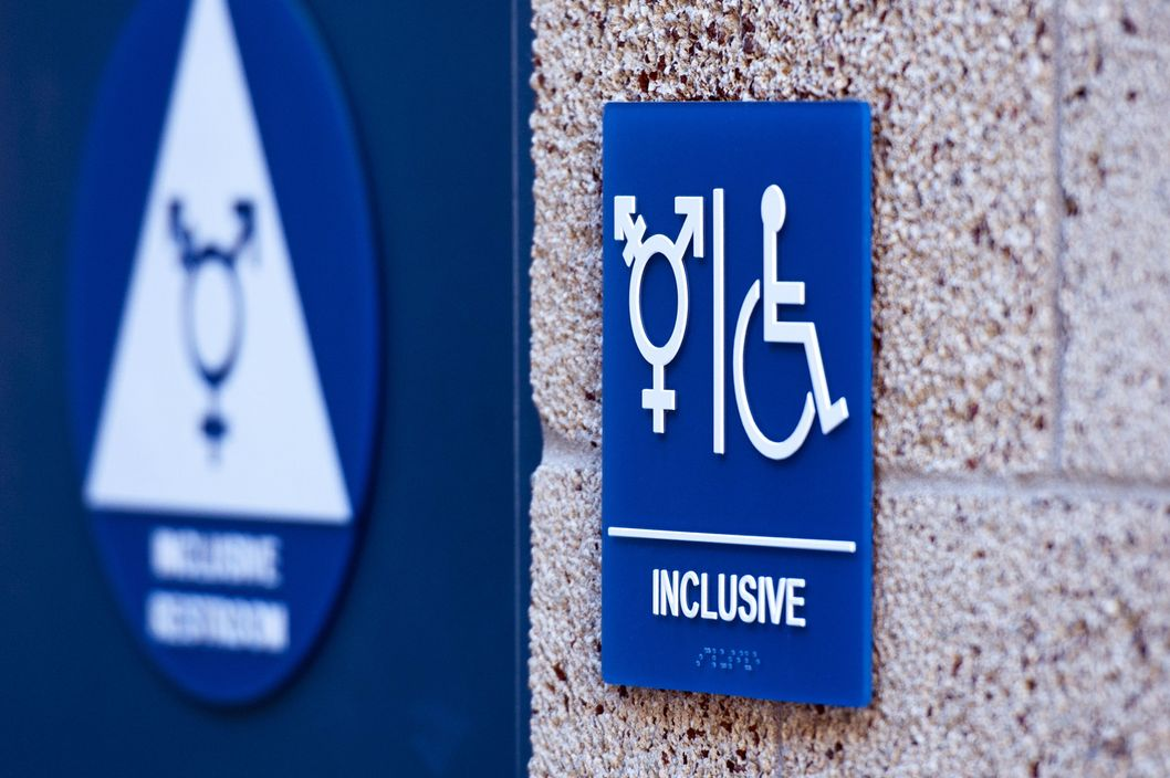 Gender-Neutral Bathrooms Are Coming To Seattle -- The Cut