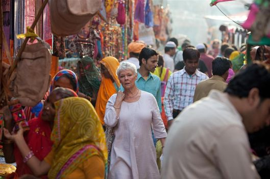 Image result for exotic marigold hotel