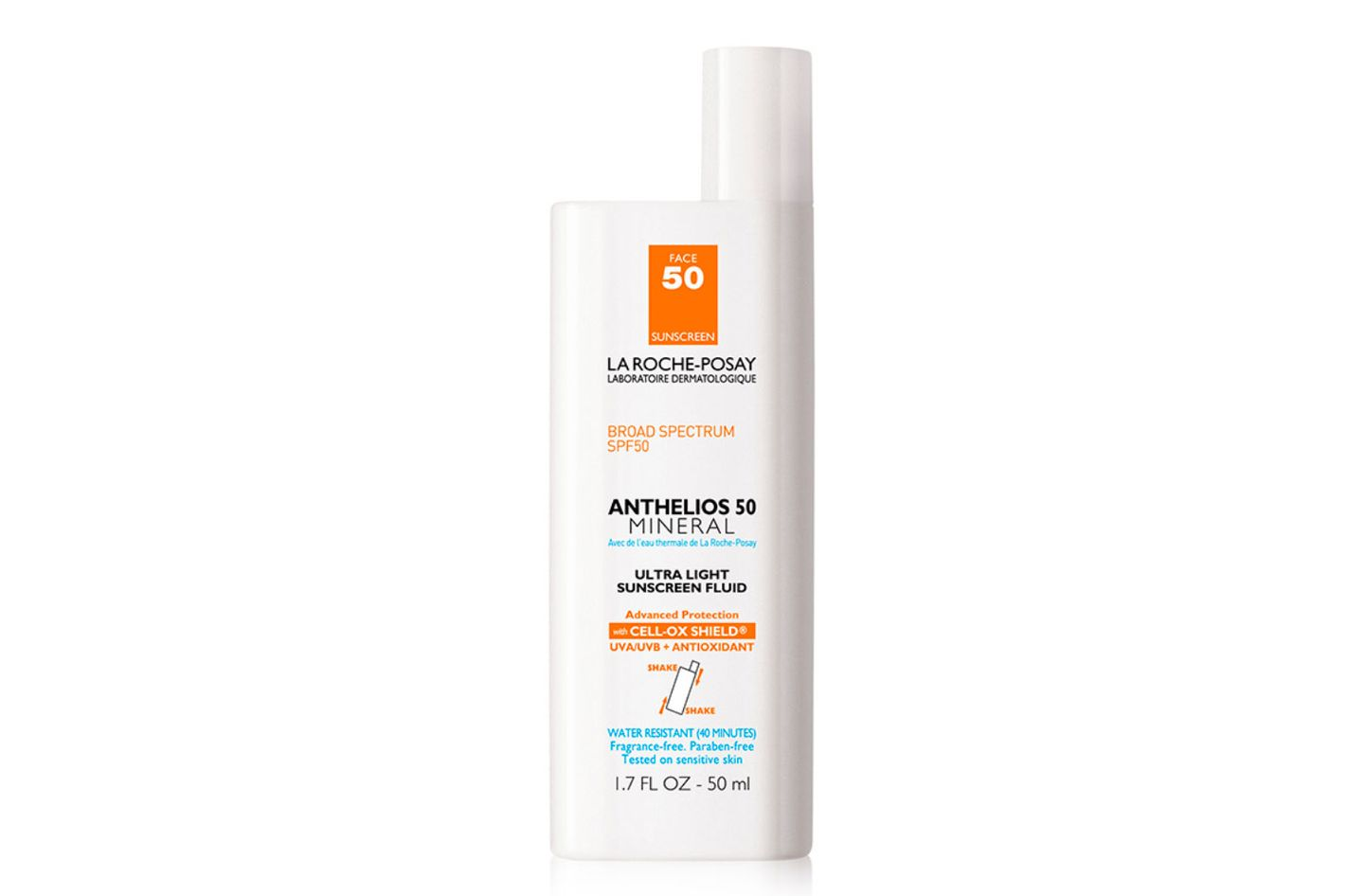 La Roche-Posay Anthelios 50 Mineral Ultra Light Sunscreen Fluid