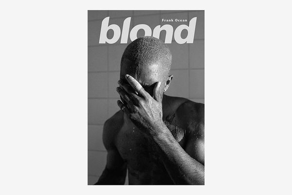 Frank Ocean – Blonde poster