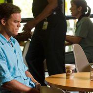 Michael C. Hall as Dexter Morgan in Dexter (Season 8, episode 12) .