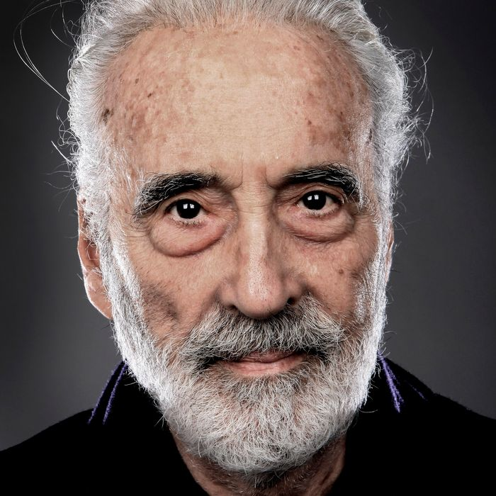 David Edelstein on Christopher Lee: 'The Last Living ...