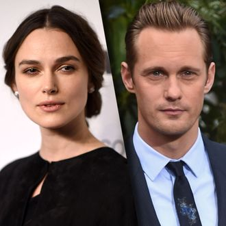 Keira Knightley and Alexander Skarsgård Reportedly in