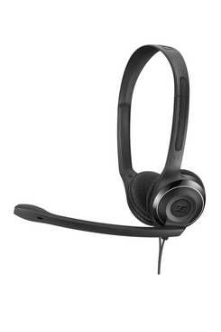 Sennheiser PC 8 Stereo USB Headset for PC and MAC with In-line Volume and Mute Control