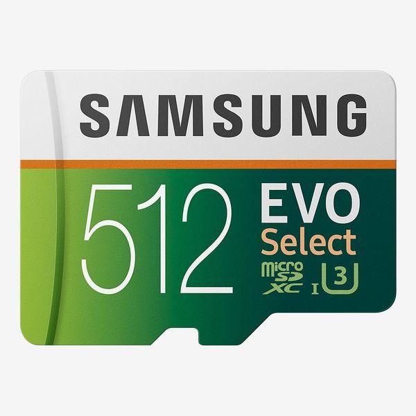 Samsung EVO Select 512GB MicroSD