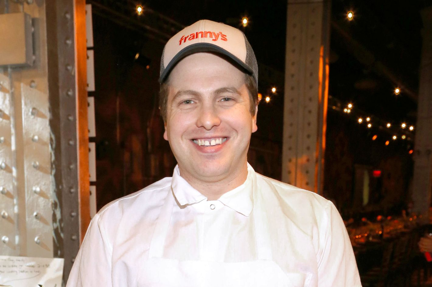 Johnathan Adler has been at Franny's since 2008.