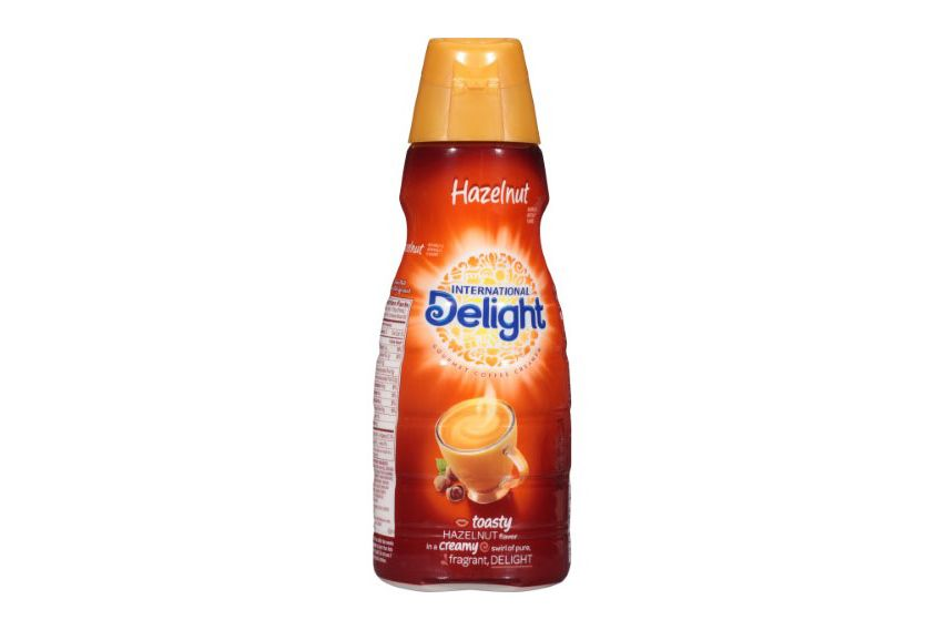 International Delight Hazelnut Creamer