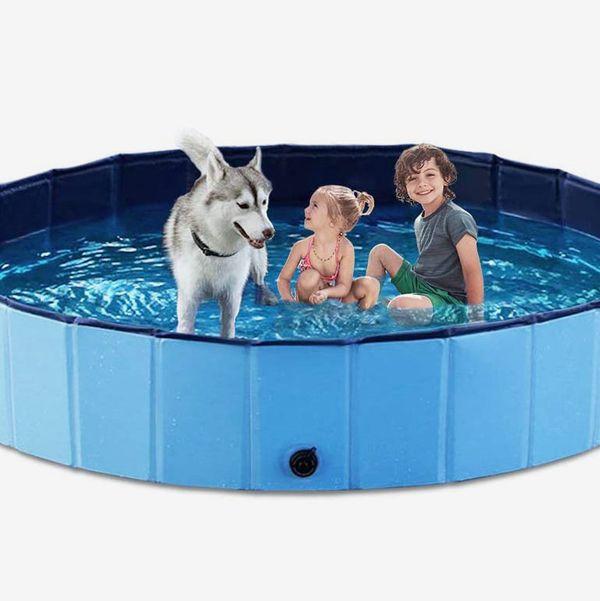 Jasonwell Foldable Dog Pool, XXL