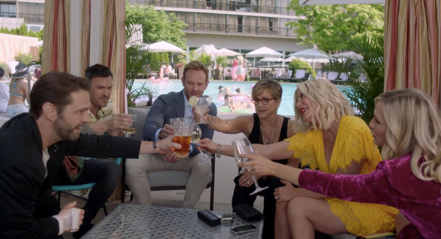 BH90210 Teaser Trailer: Don't Worry! There Will Still Be Plenty of Making Out