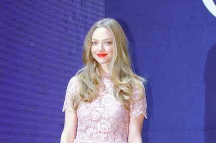 SEOUL, SOUTH KOREA - DECEMBER 04:  Amanda Seyfried attends the 'Cle De Peau Beaute' press conference at the Raum Art Center on December 4, 2013 in Seoul, South Korea.  (Photo by The Chosunilbo JNS/Multi-Bits via Getty Images)