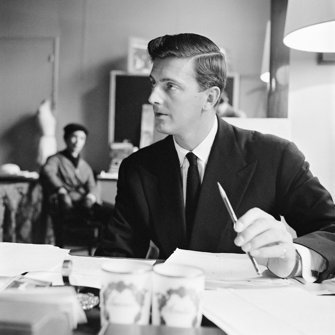 French Fashion Designer Hubert De Givenchy Is Dead At 91