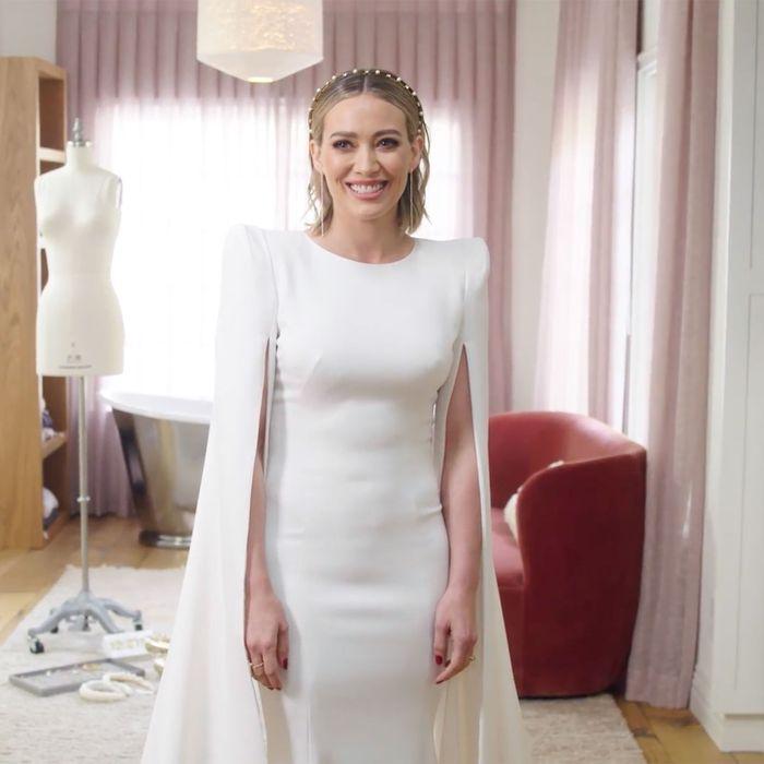 See Hillary Duff's Wedding Dress, Photos From Her Wedding
