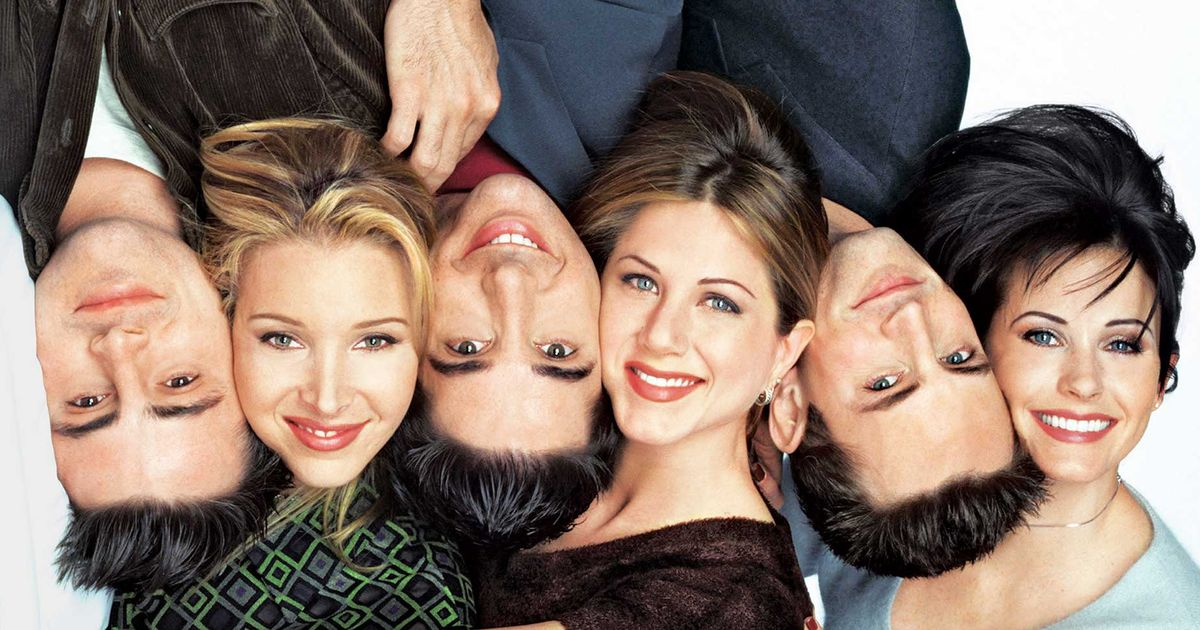 Is Friends Still The Most Popular Show On Tv