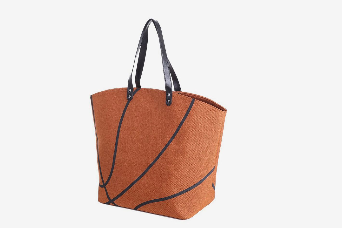 Large Basketball Tote