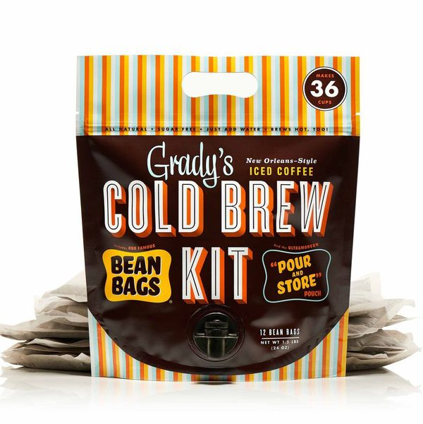 Grady's Cold Brew Kit